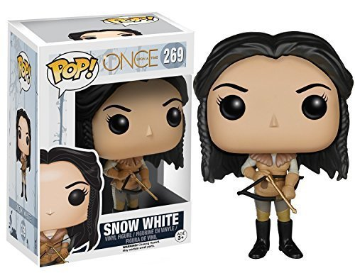 (FunKo Once Upon A Time Snow White POP! Vinyl Figure by Funko)