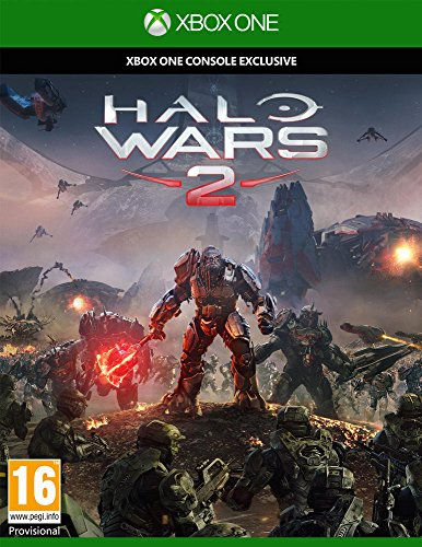 Microsoft Halo Wars 2, Xbox One – Juego (Xbox One, Xbox One, Acción, 343 Industries, Creative Assembly, T (Teen), Básico, Microsoft Studios)