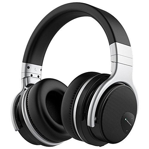 Mighty Rock E7 Cancellazione Attiva del Rumore Bluetooth Cuffie Over Ear con  microfono 98fc6558a3ac