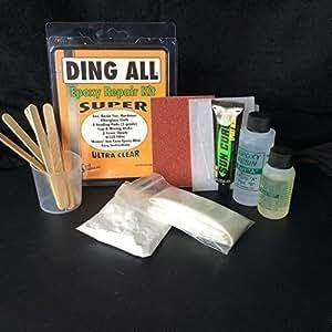 "DING ALL ""Super Epoxy"" Surfboard Repair Kit"