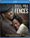 Fences [Blu-ray + Digital Copy] [2017] [Region A & B & C]