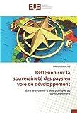 Telecharger Livres Reflexion sur la souverainete des pays en voie de developpement (PDF,EPUB,MOBI) gratuits en Francaise