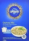 Davert Quinoa Mix Hirse-Buchweizen Kochbeutel, 3er Pack (3 x 250 g)