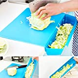 Kawachi Creative foldable cutting board ...