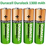 Duracell Rcr Plus 1300mah Aax4