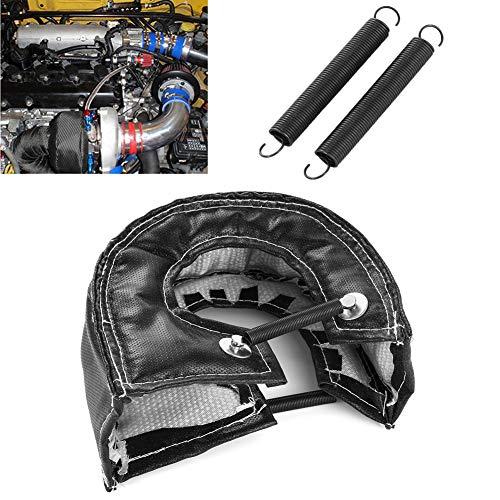 Bigdispawl T3 Turbo-Decke, Hitzeschutz, Turbo-Ladegerät, Abdeckung aus Glasfaser -