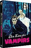 Der Kuss des Vampirs - Uncut/3-Disc Collector's Edition (Blu-ray & DVD & Bonus-DVD) - Limitiertes Mediabook auf 333 Stück, Cover C