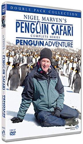 Nigel Marvens Penguin Safari - Complete Series And Penguin Adventure