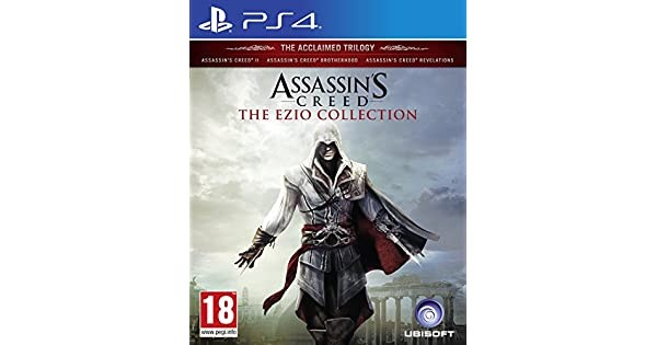 Buy Assassin S Creed The Ezio Collection Ps4 Online At Low