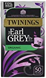 Best Organic Earl Grey Teas - Twinings Organic Earl Grey 50 Tea Bags Review