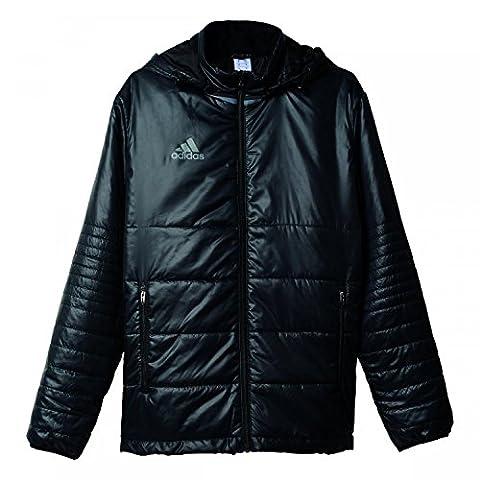 Adidas Condivo 16Veste doudoune pour veste d'hiver XS black/Vista grey