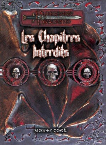 Les chapitres interdits, Dungeons & Dragons, supplément