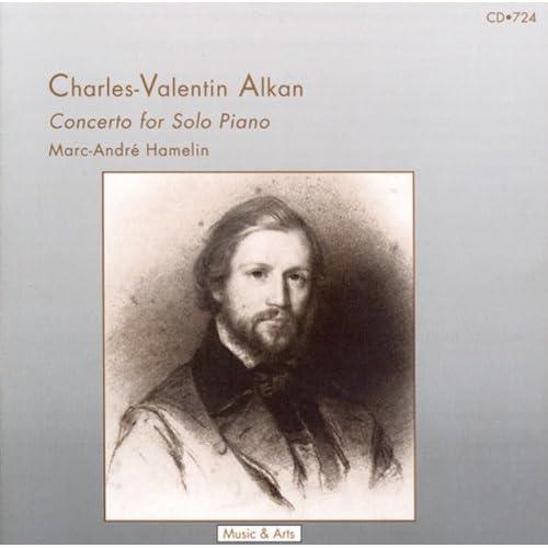 Alkan: 12 Etudes Dans Les Tons Mineurs, Op. 35: Concerto