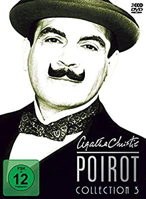 Agatha Christie - Poirot Collection 03 [3 DVDs]