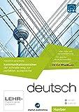 interaktive sprachreise kommunikationstrainer deutsch: der schnelle weg zur perfekten aussprache / Paket: 1 CD-ROM + 1 Audio-CD (Interaktive Sprachreise digital publishing)