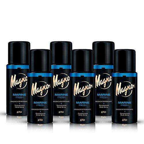 Magno - Desodorante Marine - 150ml pack 6 Total: 900ml