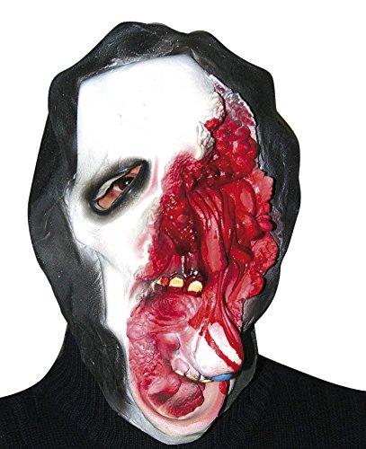 Ciao - maschera spettro bruciato