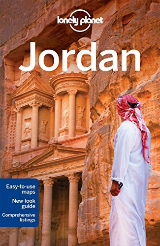 Lonely Planet Jordan (Travel Guide) by Lonely Planet (2015-08-01)