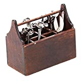 Sharplace 1:10 RC Rock Crawler Werkzeugset Reparaturset mit Koffer für Axial SCX10 CC01 RC4WD D90 D110 TF2