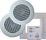 sonelco pk2293–10–Sound-System mit Fernbedienung Verstärker mit Zwei Lautsprecher