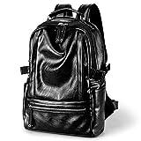 ALTINOVO Buissnes rucksäcke Herren und Damen, Business-Laptop-Taschen, Schulranzen Kinder, rucksäcke Schule, 20-35L, Schwarz