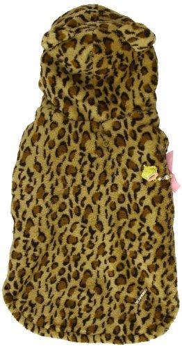 Camon Animal Kingdom Praga Leopard Fell Hundemantel -