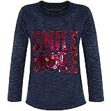 BEZLIT Mädchen Pullover Wende-Pailletten Sweatshirt 21495