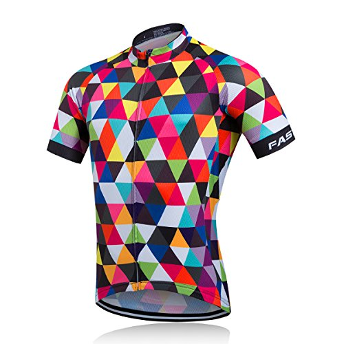 Plan A Verano Hombre Cycling Jersey Maillot Ciclismo