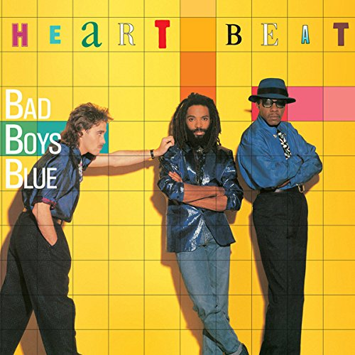 Bad Boys Blue: Heartbeat [Vinyl LP] (Vinyl)