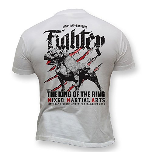 The King Of The Ring MMA Herren Men\'s T-Shirt K74 (S)
