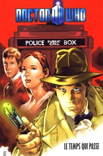 Doctor Who T10 Le temps qui passe