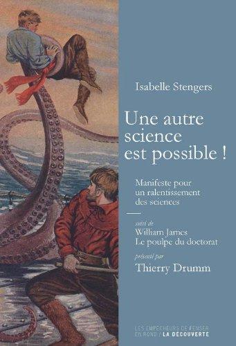 Une autre science est possible ! par William JAMES