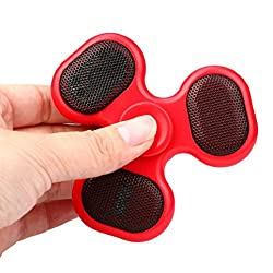 LED Speaker Hand Spinner Fidget