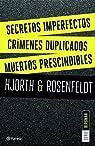 Secretos imperfectos + Crímenes duplicados + Muertos prescindibles : Serie Bergman 1, 2 y 3 par Hjorth