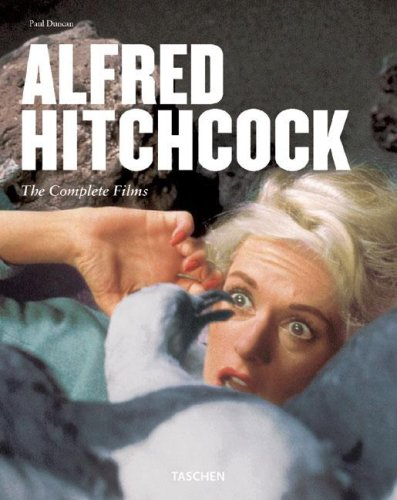 Portada del libro Alfred hitchcock