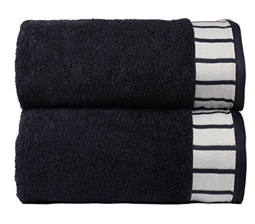 Trident His & Her 550 GSM 2 Pcs Towel Gift...
