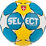 Select Solera Handball 2 Bleu/Jaune/Blanc