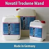 NOVATIL 20 Liter Trockene Wand - Verkieselungskonzentrat für feuchte Wände , Naesse-Stopper