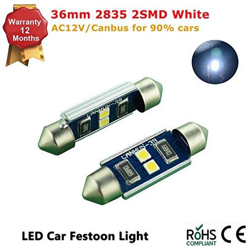 white-36mm-2-smd-2835-led-ac-12v-festoon-dome-light-led-bulbs-package-of-2pcs
