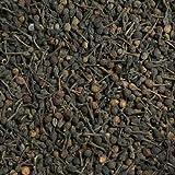 200g schwarzer Voatsiperifery Pfeffer, der fruchtig scharfe Urwaldpfeffer aus Madagaskar für Mörser und Pfeffermühle