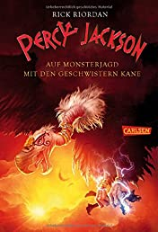 Percy Jackson: Percy Jackson - Auf Monsterjagd mit den Geschwistern Kane