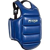 Venum Unisex Reversible Protector Corporal Karate Reversible Chaleco, Unisex, Color Azul/Rojo, tamaño Large