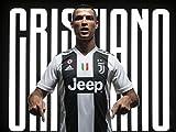 Import Posters Cristiano Ronaldo - Juventus FC 18/19 – Football Wall Print - 30CM X 43CM F.C