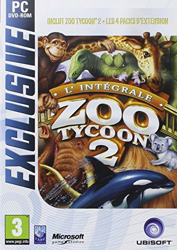 Zoo Tycoon 2 : collection ultime - exclusive