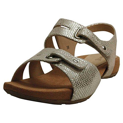 Caprice 28107 Noir - Chaussures Sandale Femme