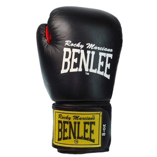 BENLEE Rocky Marciano Boxhandschuhe FIGHTER, Red/Black, 18 oz, 19406