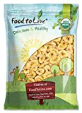Food to Live chips di banana Bio (Biologico, Organic, non ogm, kosher, insoddisfatto, alla rinfusa) - 4.5 Kg