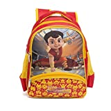 #9: Chhota Bheem Polyester 11 cms Red Children's Luggage (GGSCB-SB04A)