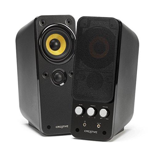 Creative GigaWorks T20 Series II Lautsprecher 2.0 (Zertifiziert und Generalüberholt)
