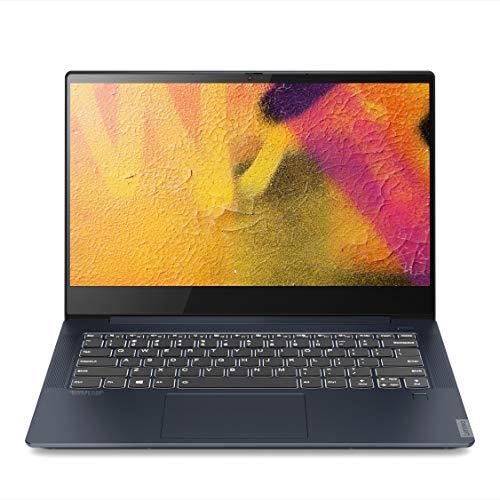 Lenovo IdeaPad S540 Notebook, Display 14' Full HD, Processore Intel Core i5-i5-10210U, 512GB SSD, 8GB RAM, Fingerprint, Windows 10, Abyss Blue